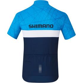 Shimano Team Jersey Men navy